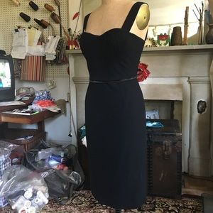 New!! Dolce and Gabbana Sexy Fitted LBD Sz 14